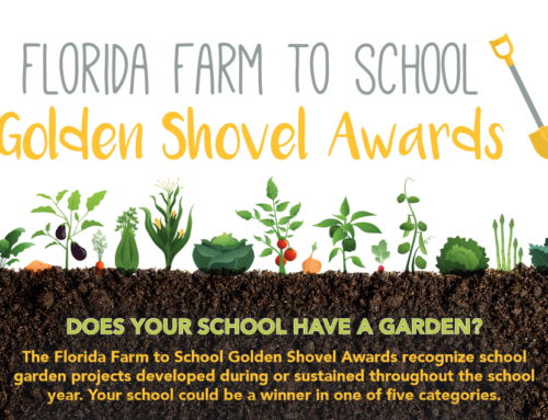 School Gardens Sought for a Golden Shovel
