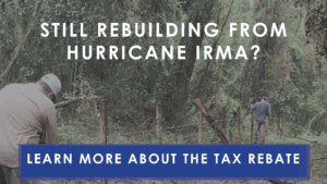 DOR Releases Details on Disaster Relief Sales Tax Rebate Program