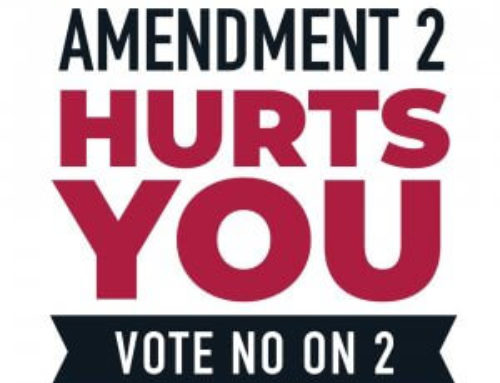 Why You Should be Concerned About Ballot Amendment 2 in November