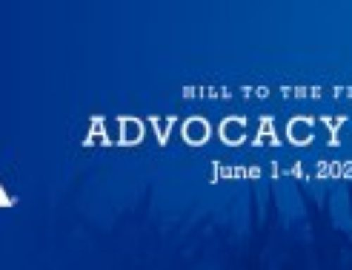 Virtual Hill to the Field Encourages Local Advocacy